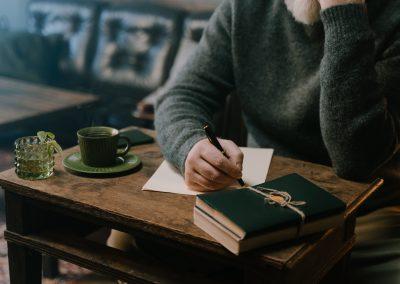 Avec ou sans chute : écrire une nouvelle