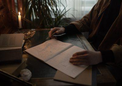 Comment on devient écrivain