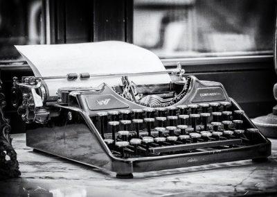 Ecrire un premier roman : L'Affaire Flichy