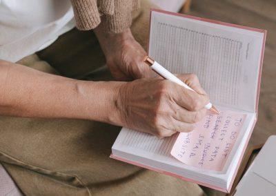 Ecrire davantage