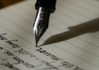Mettre un point final à son manuscrit